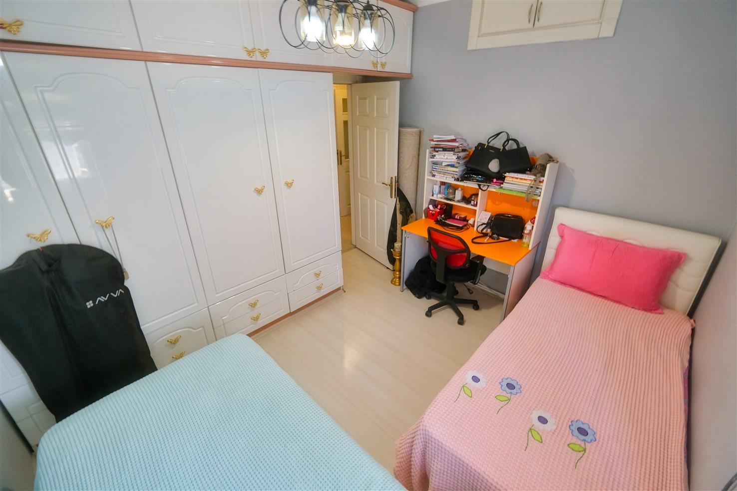 Квартира 3+1 в микрорайоне Лиман, Коньяалты - Фото 26