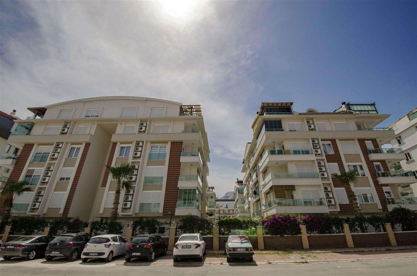 Трёхкомнатная квартира в микрорайоне Лиман - Анталья - Фото 2