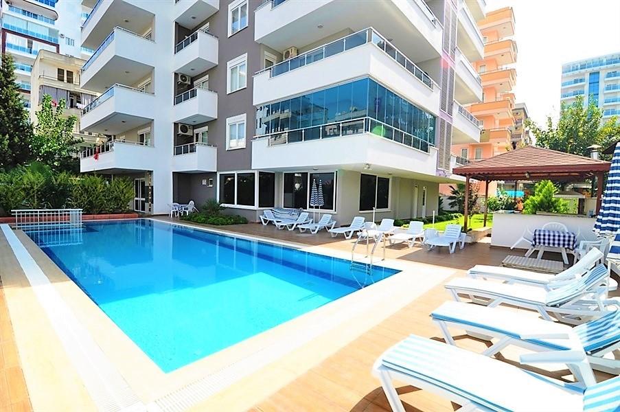 Квартира 1+1 с видом на Средиземное море - Фото 2