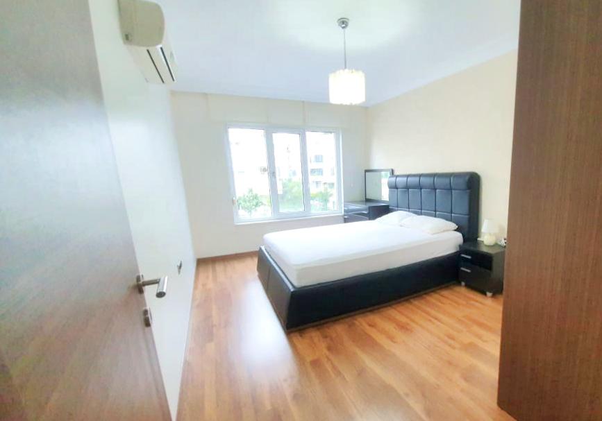 Трёхкомнатная квартира в микрорайоне Лиман - Анталья - Фото 25