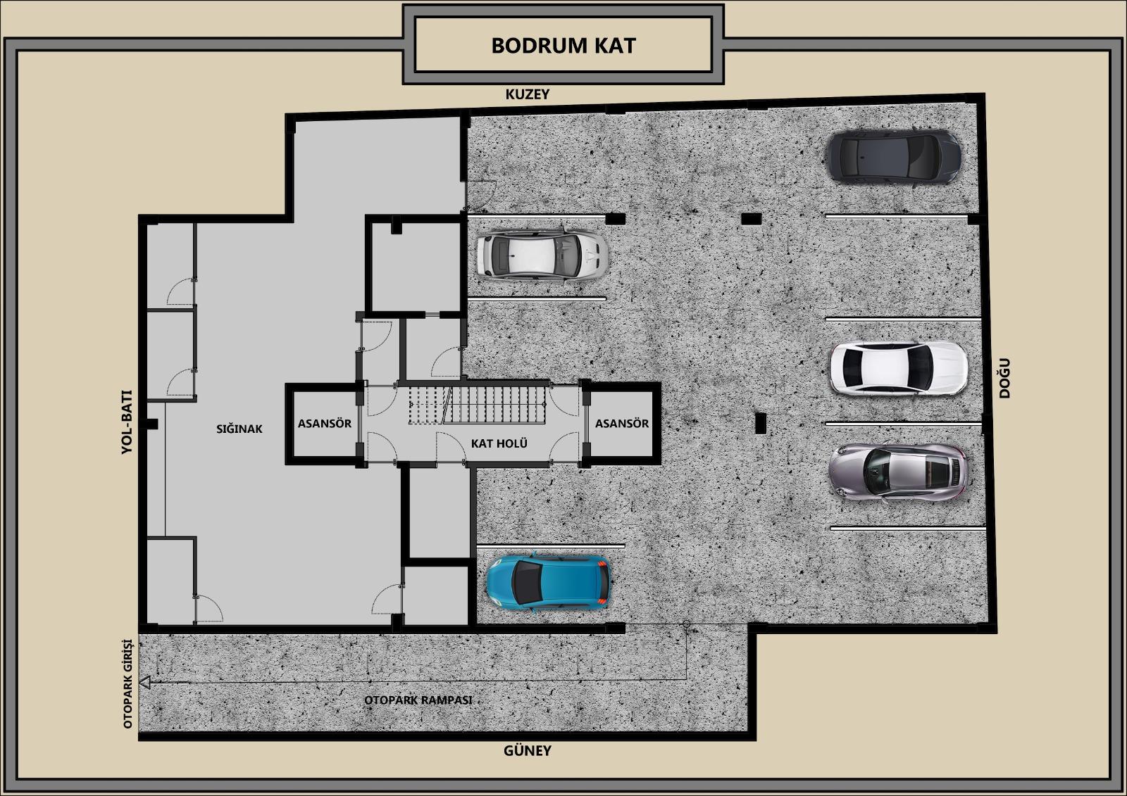 Квартиры в строящемся жилом комплексе в центре Антальи - Фото 1