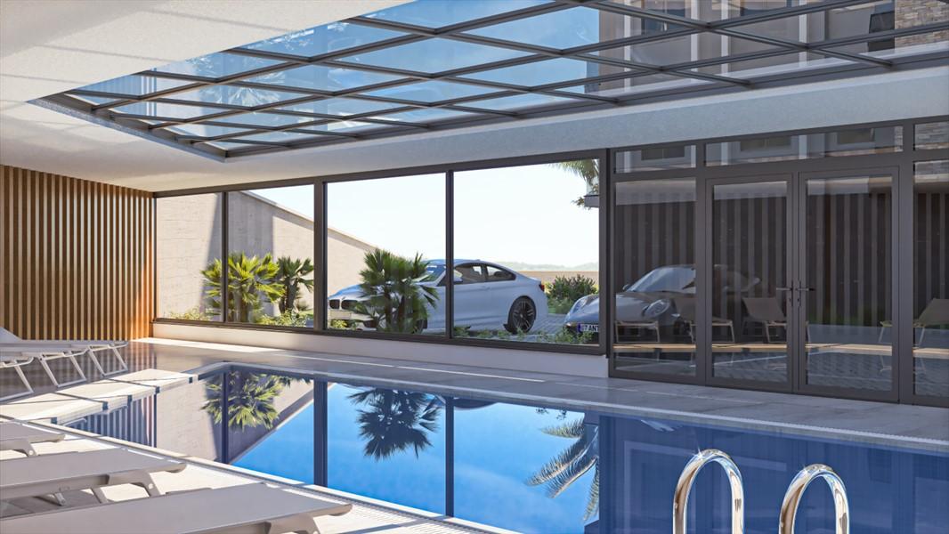 Квартиры с видом на Средиземное море по ценам строительной компании. - Фото 33