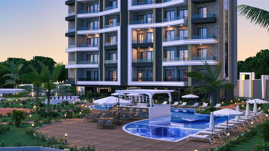 Квартиры с видом на Средиземное море по ценам строительной компании. - Фото 17