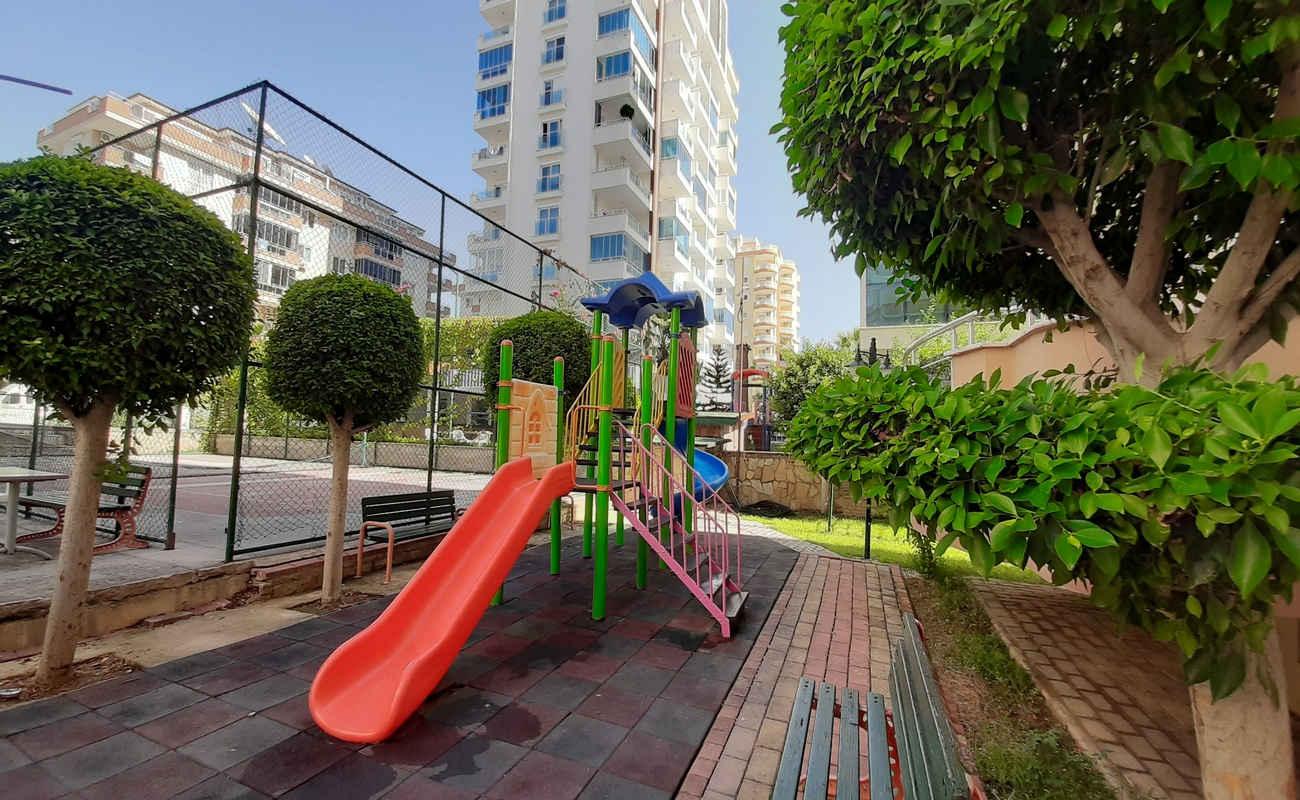 Просторная трёхкомнатная квартира в районе Махмутлар - Фото 3
