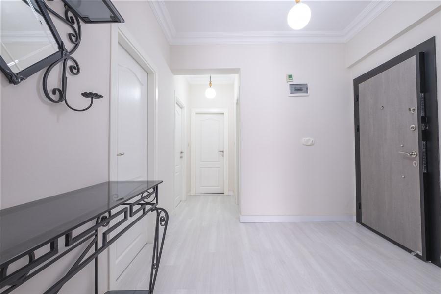 Трёхкомнатная меблированная квартира в районе Оба - Фото 4