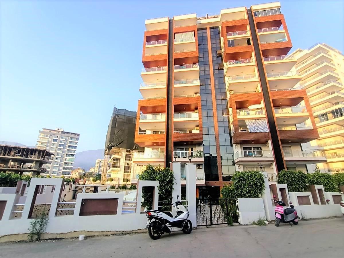 Меблированная квартира 2+1 в районе Махмутлар