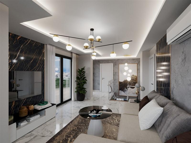 Элитный проект жилого комплекса в районе Махмутлар - Фото 38