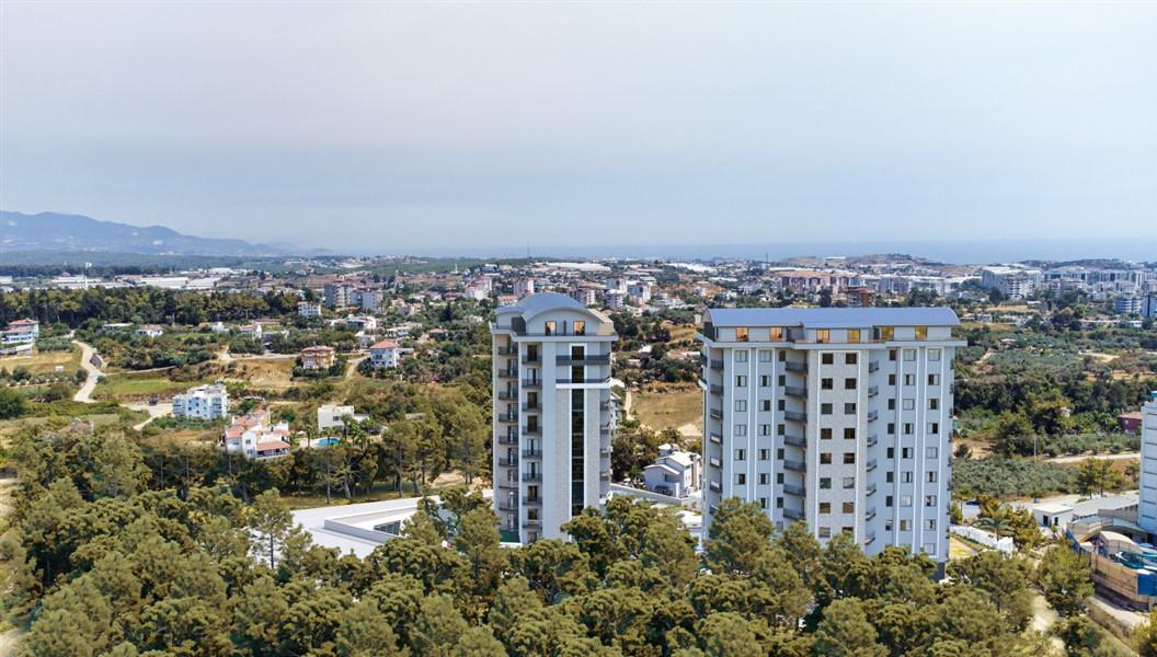 Квартиры с видом на Средиземное море по ценам строительной компании. - Фото 9