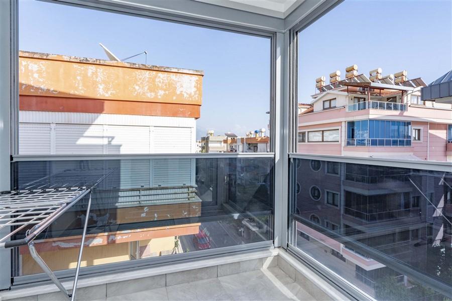 Двухкомнатная квартира в самом центре курортной Аланьи. - Фото 13