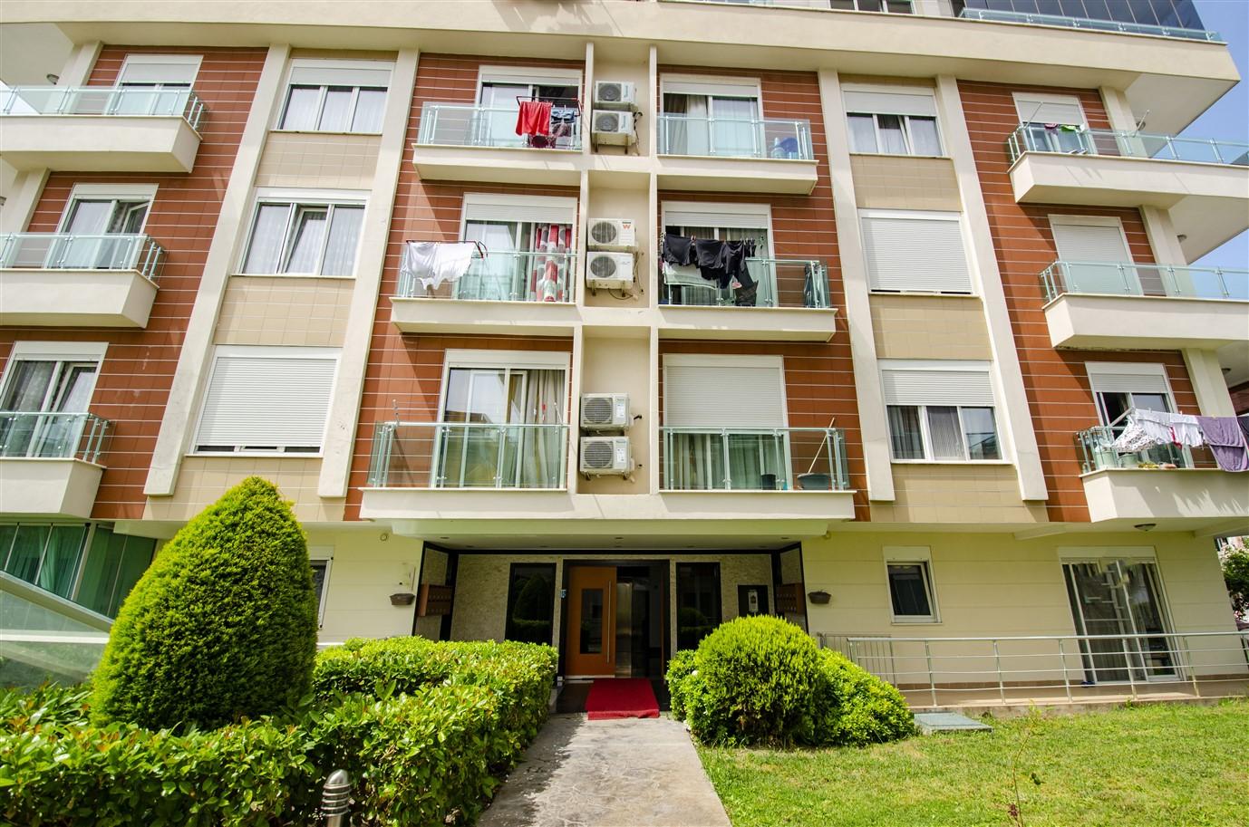 Трёхкомнатная квартира в микрорайоне Лиман - Анталья - Фото 12