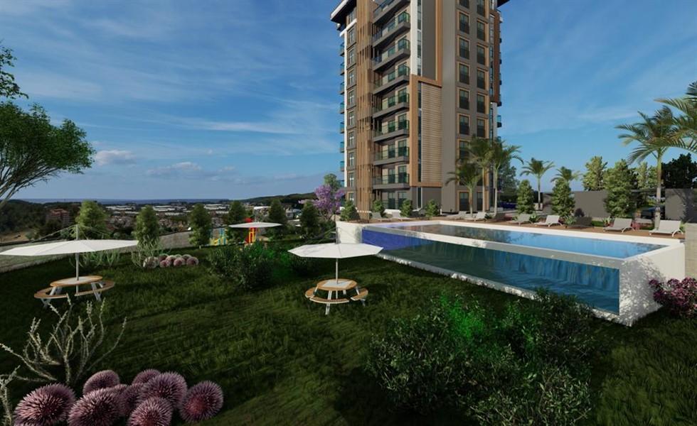 Новый инвестиционный проект элитной недвижимости в посёлке Авсаллар. - Фото 6