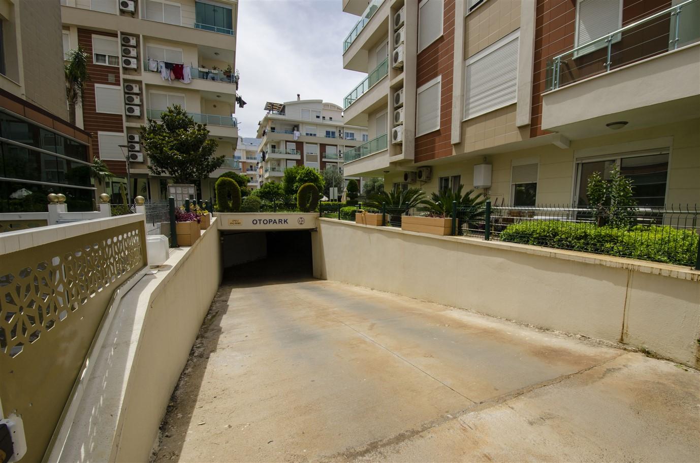 Трёхкомнатная квартира в микрорайоне Лиман - Анталья - Фото 15