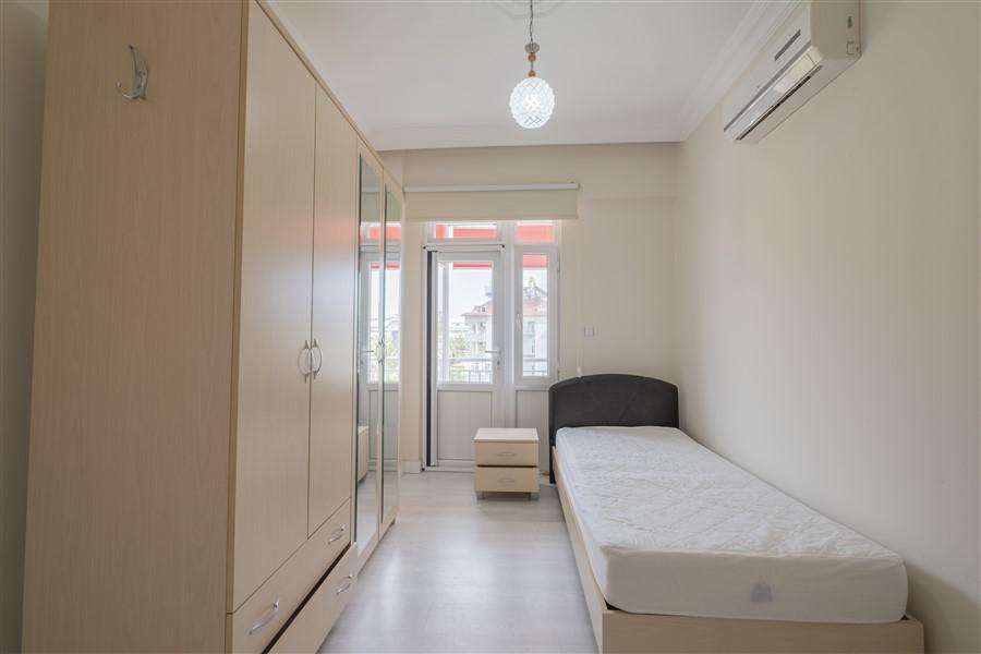Трёхкомнатная меблированная квартира в районе Оба - Фото 21