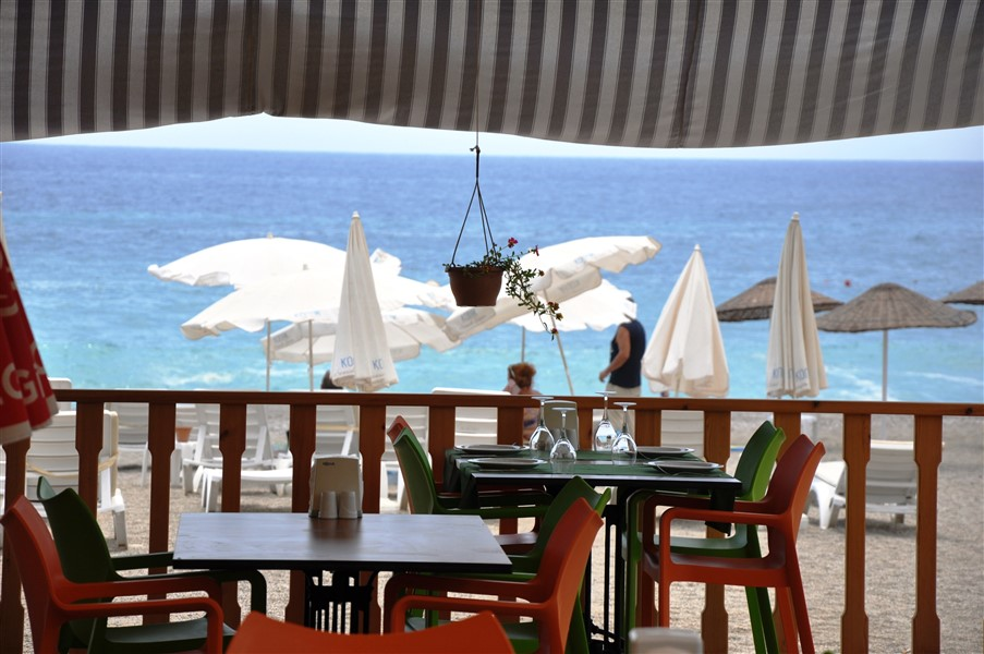 Роскошный двухуровневый пентхаус 3+1 с видом на Средиземное море. - Фото 15