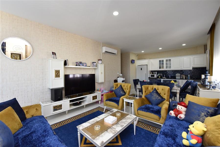 Трёхкомнатная квартира с мебелью в 50 метрах от пляжа. - Фото 18