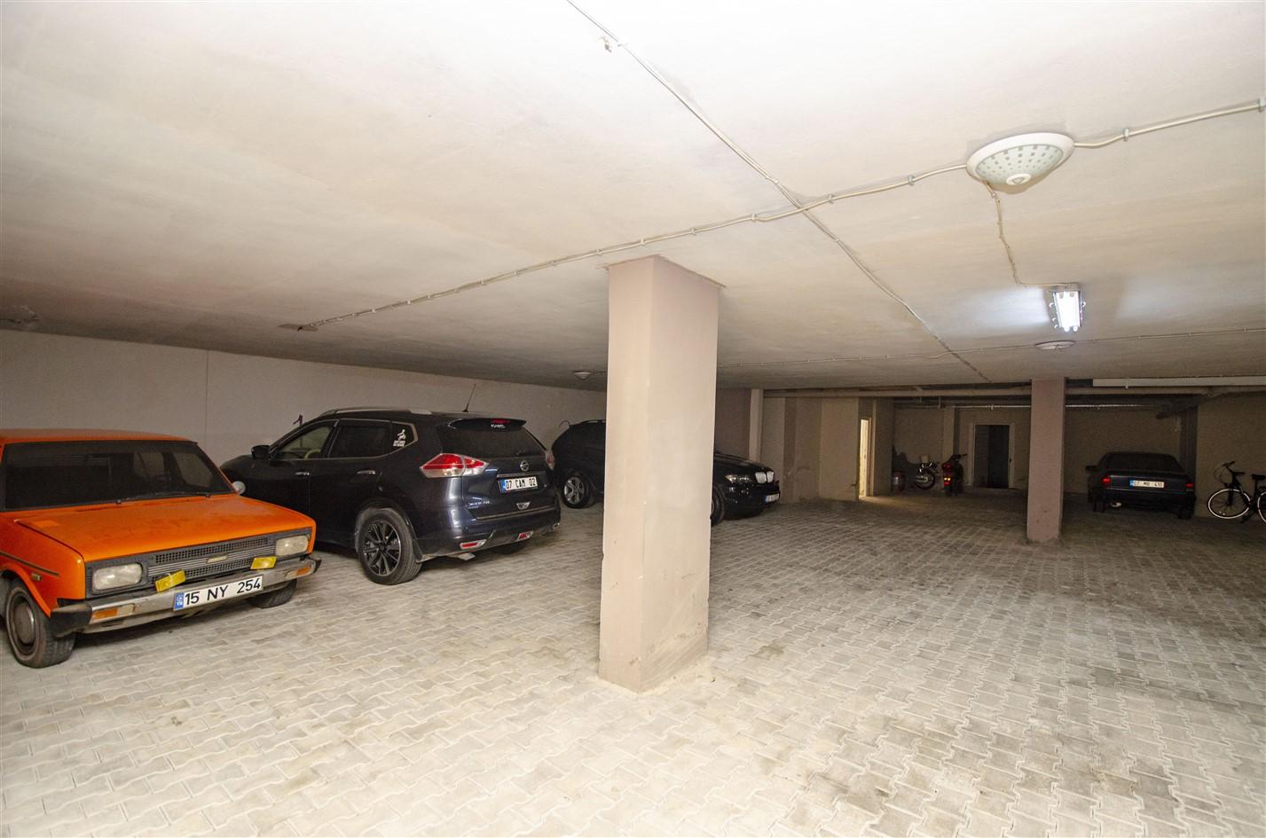 Двухкомнатная квартира в районе Коньяалты - Фото 21