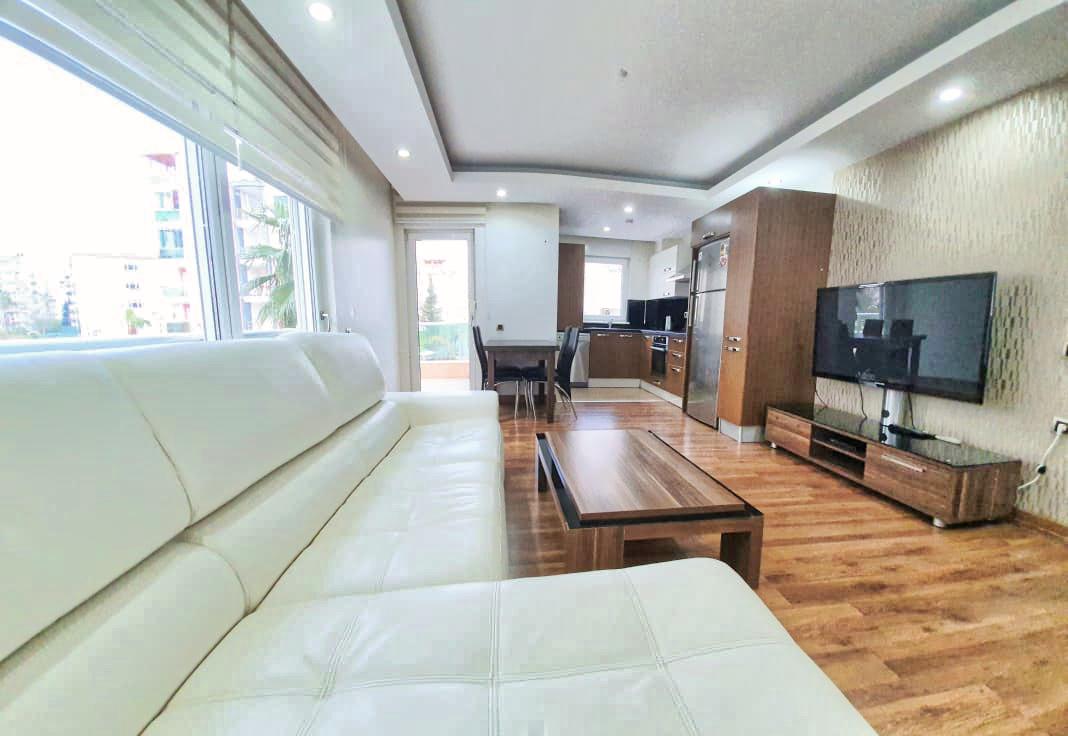 Трёхкомнатная квартира в микрорайоне Лиман - Анталья - Фото 21