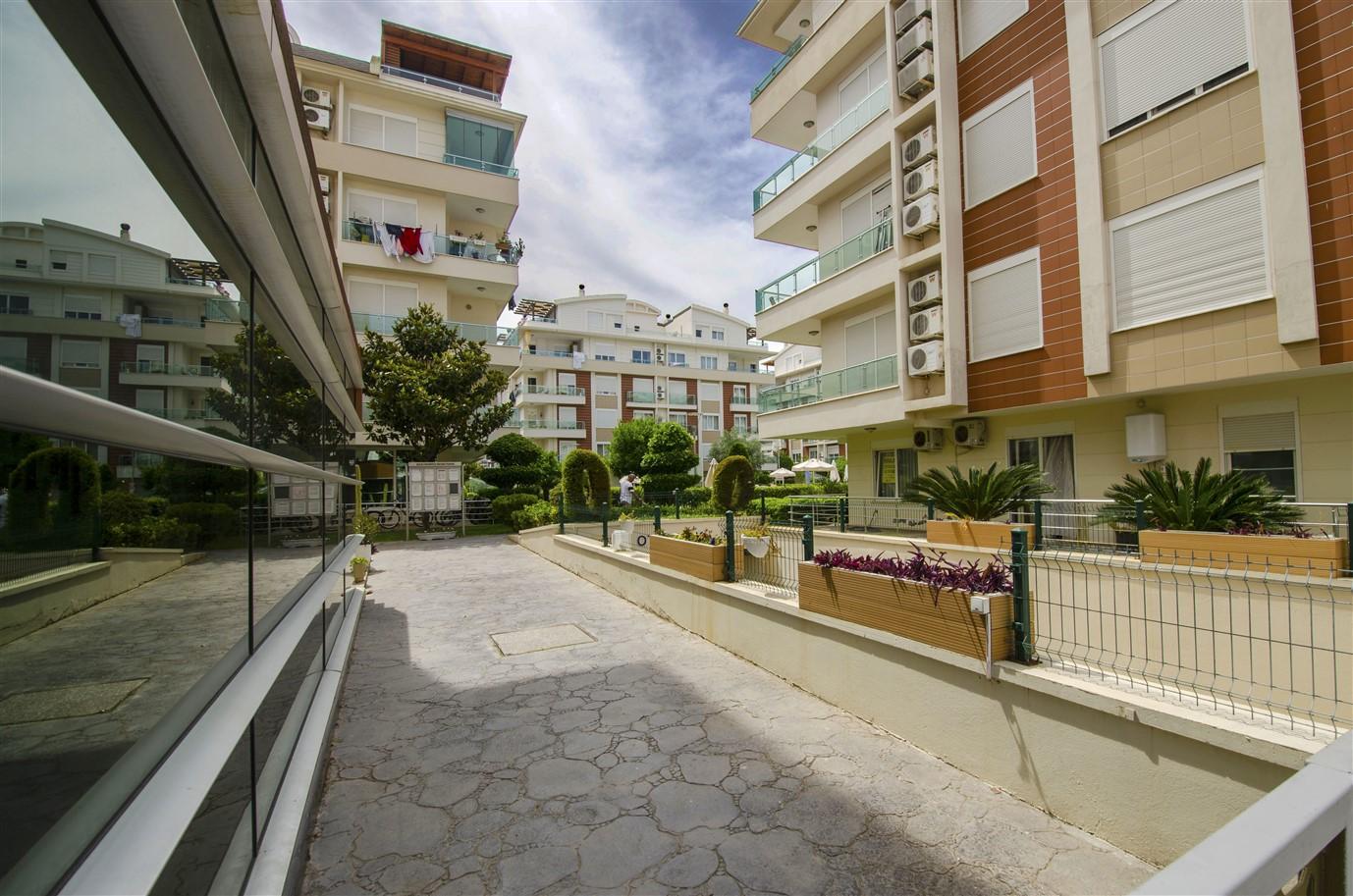 Трёхкомнатная квартира в микрорайоне Лиман - Анталья - Фото 3