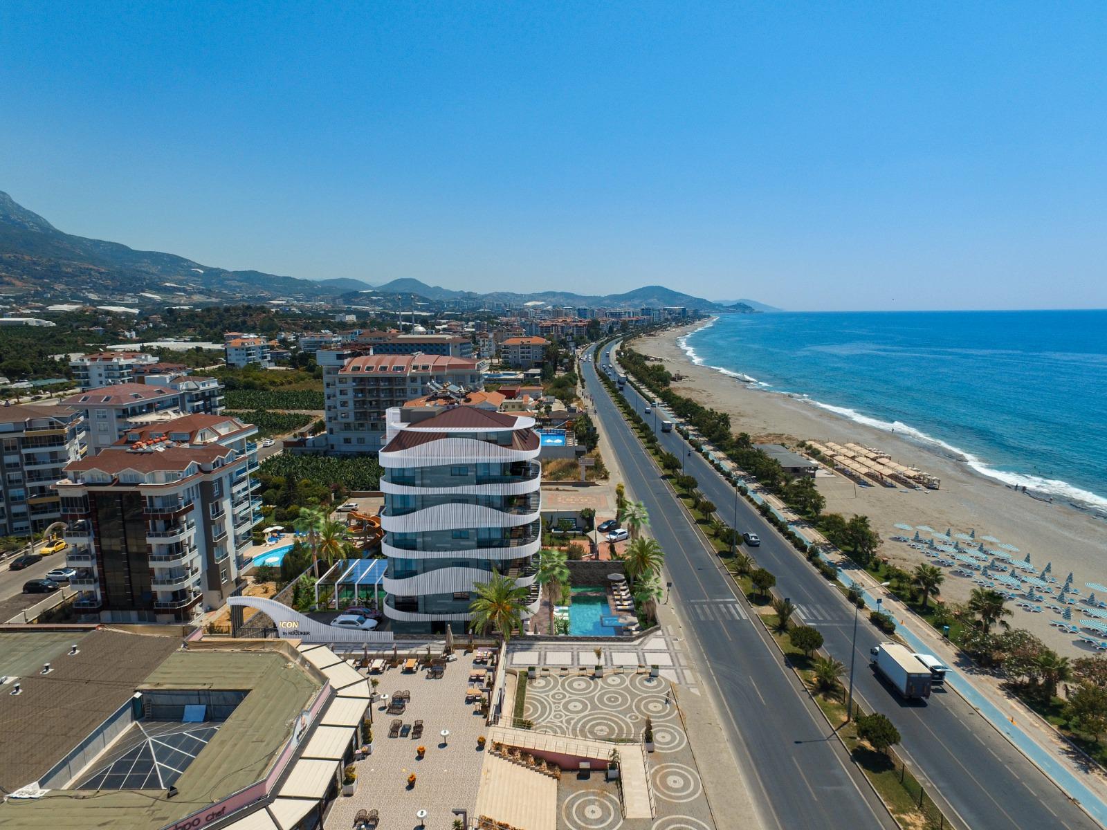 Роскошные квартиры с видом на Средиземное море в элитном районе - Фото 3