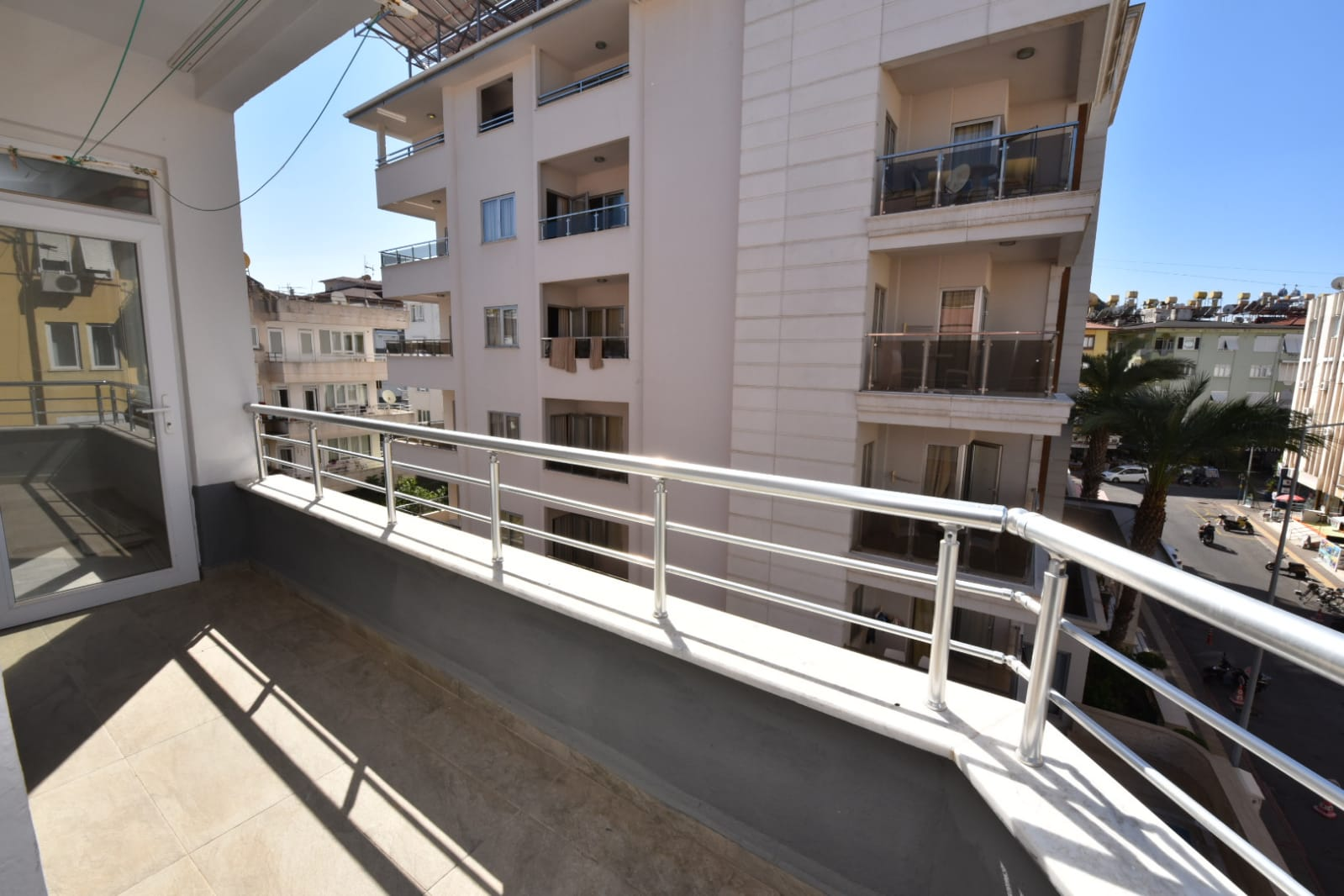 Трёхкомнатная квартира у пляжа Клеопатры по очень приятной цене - Фото 20