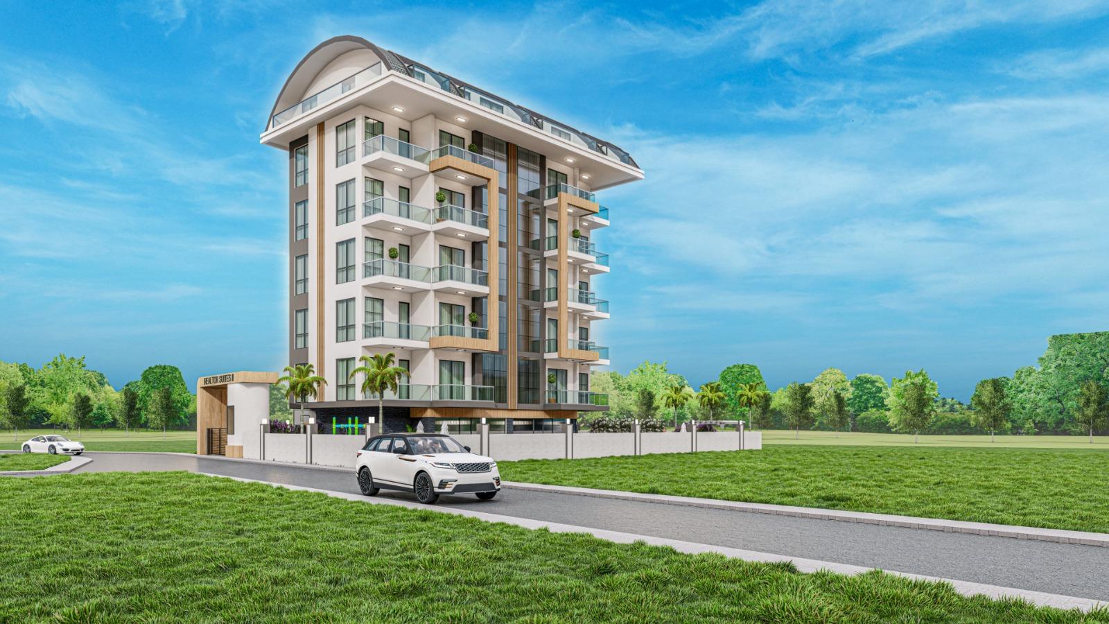 Новые квартиры по приемлемым ценам в строящемся комплексе - Фото 1