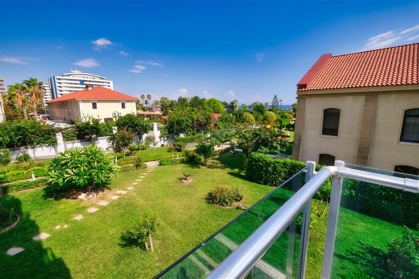 Просторная четырехкомнатная квартира у моря в микрорайоне Лиман- Анталья - Фото 28