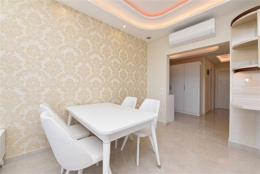 Меблированная квартира 2+1 с видом на Средиземное море. - Фото 17