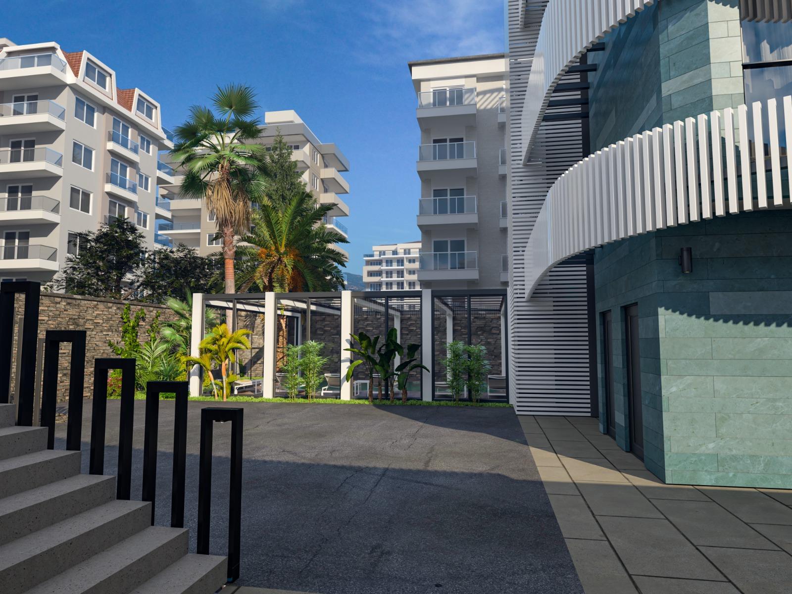 Роскошные квартиры с видом на Средиземное море в элитном районе - Фото 11