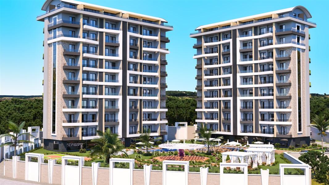 Квартиры с видом на Средиземное море по ценам строительной компании. - Фото 24
