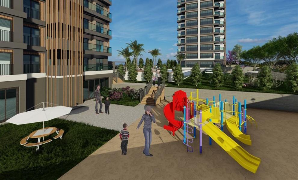 Новый инвестиционный проект элитной недвижимости в посёлке Авсаллар. - Фото 2