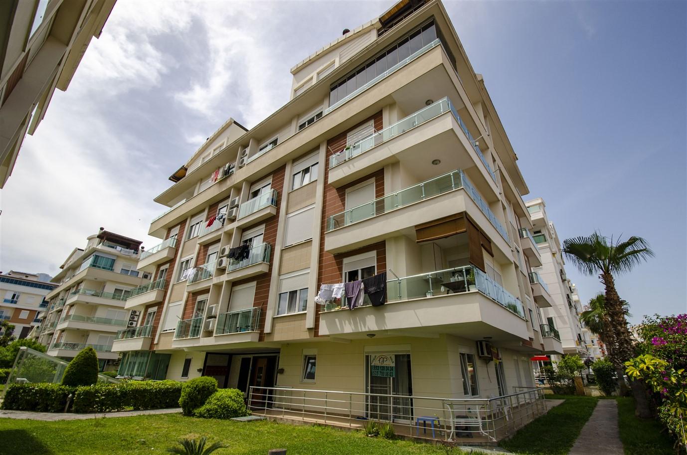 Трёхкомнатная квартира в микрорайоне Лиман - Анталья - Фото 13