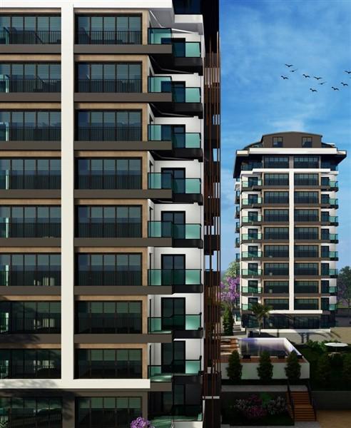Новый инвестиционный проект элитной недвижимости в посёлке Авсаллар. - Фото 4