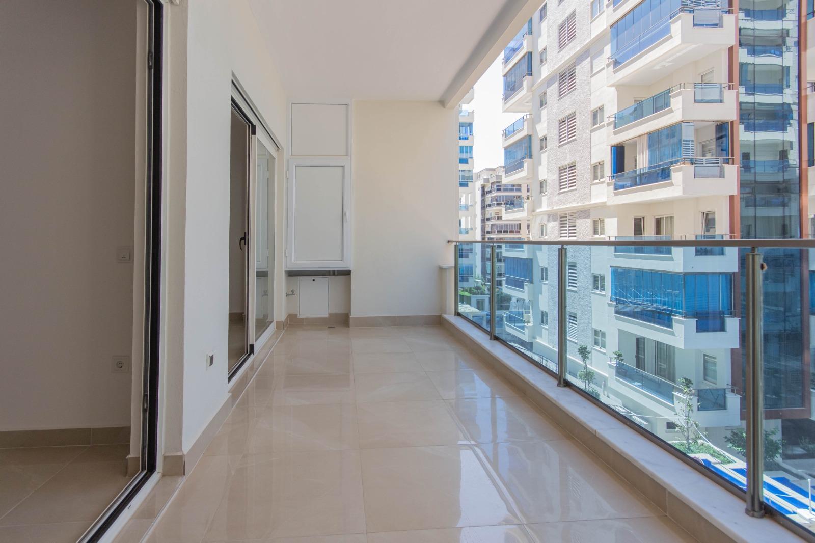 Двухкомнатная квартира в районе Махмутлар - Фото 23