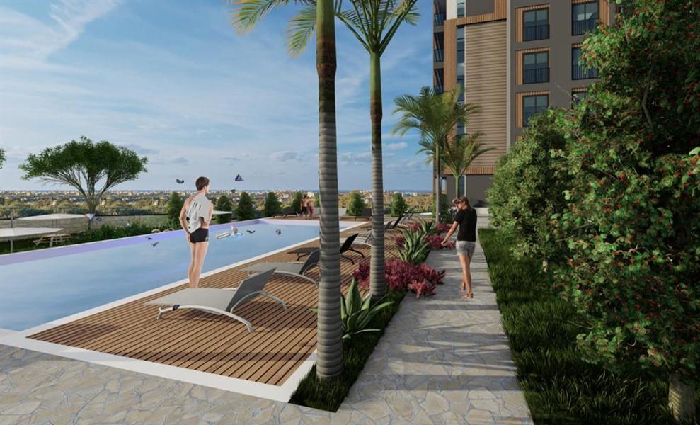 Новый инвестиционный проект элитной недвижимости в посёлке Авсаллар. - Фото 8