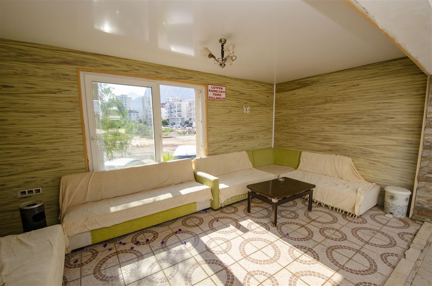Двухкомнатная квартира в районе Коньяалты - Фото 8