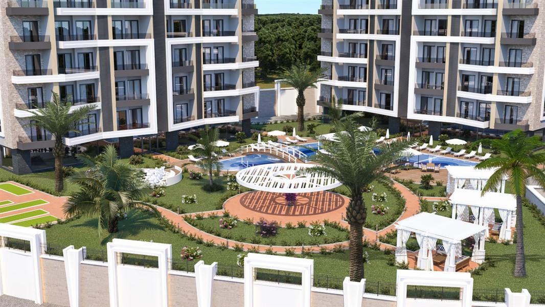 Квартиры с видом на Средиземное море по ценам строительной компании. - Фото 22