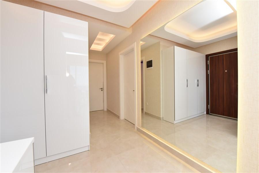 Меблированная квартира 2+1 с видом на Средиземное море. - Фото 15