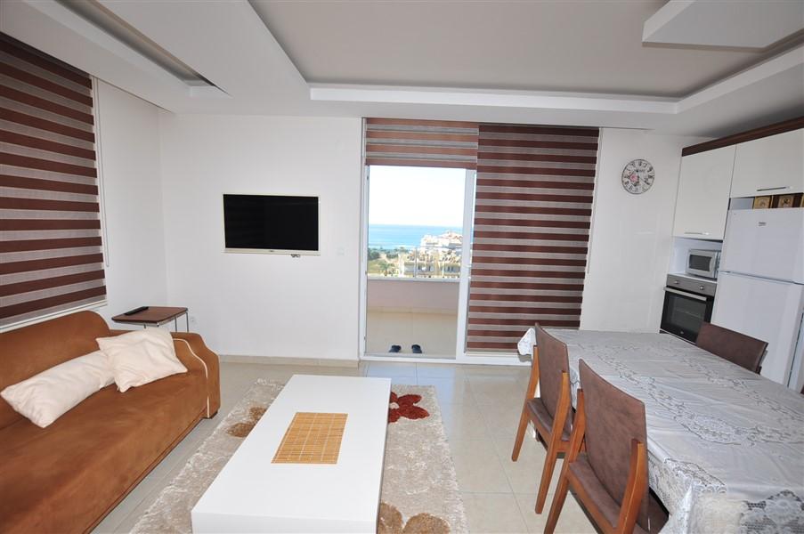 Квартира 1+1 с видом на Средиземное море - Фото 6
