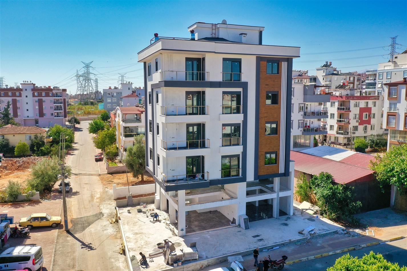 Четырёхкомнатная квартира в Анталье по демократичной цене - Фото 3