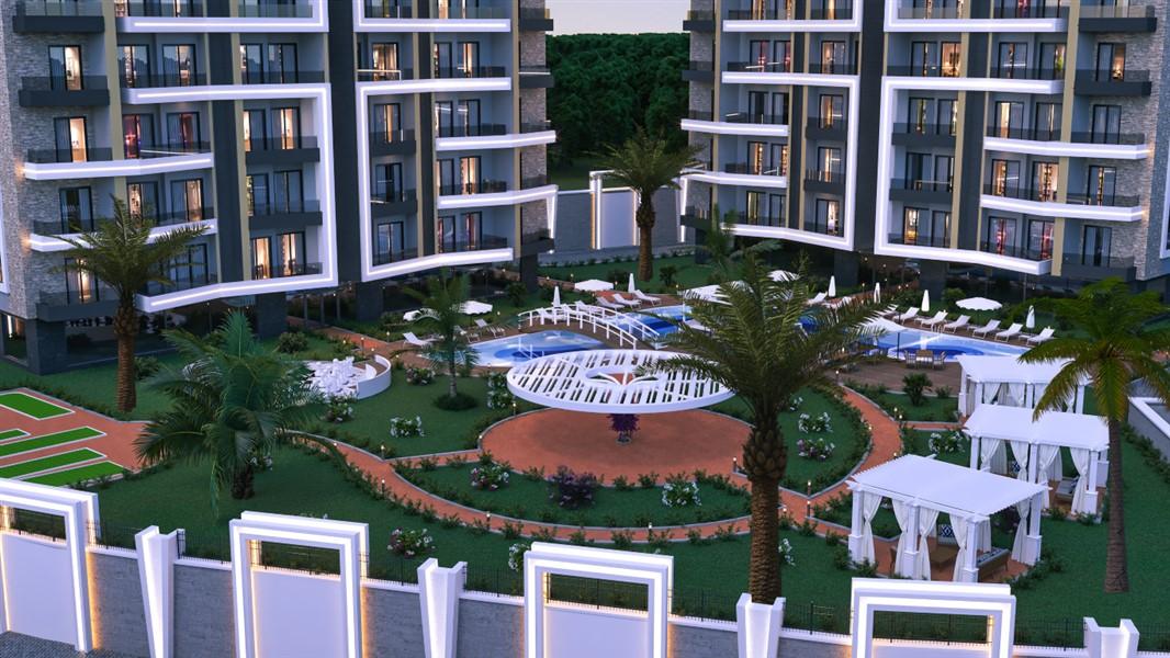 Квартиры с видом на Средиземное море по ценам строительной компании. - Фото 21