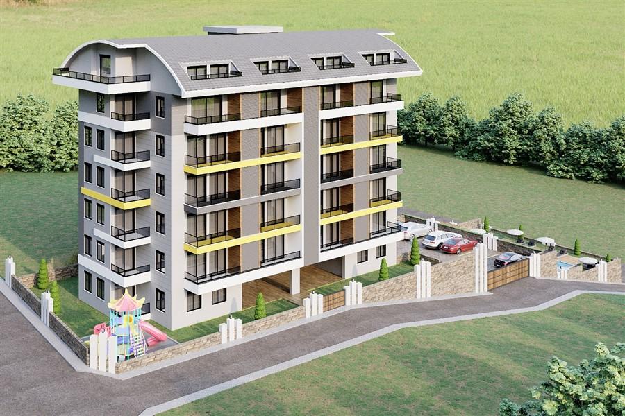 Инвестиционный проект жилого комплекса в посёлке Авсаллар