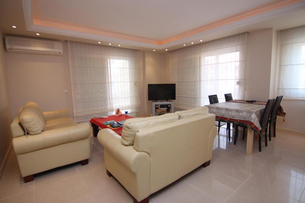 Просторная трёхкомнатная квартира в районе Махмутлар - Фото 8