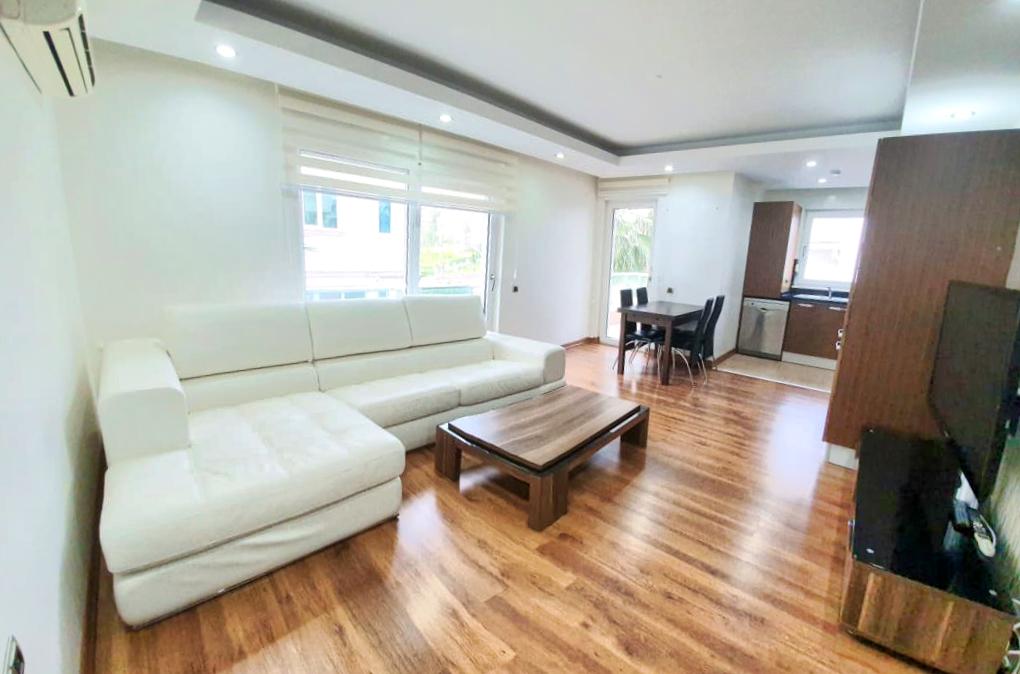 Трёхкомнатная квартира в микрорайоне Лиман - Анталья - Фото 20