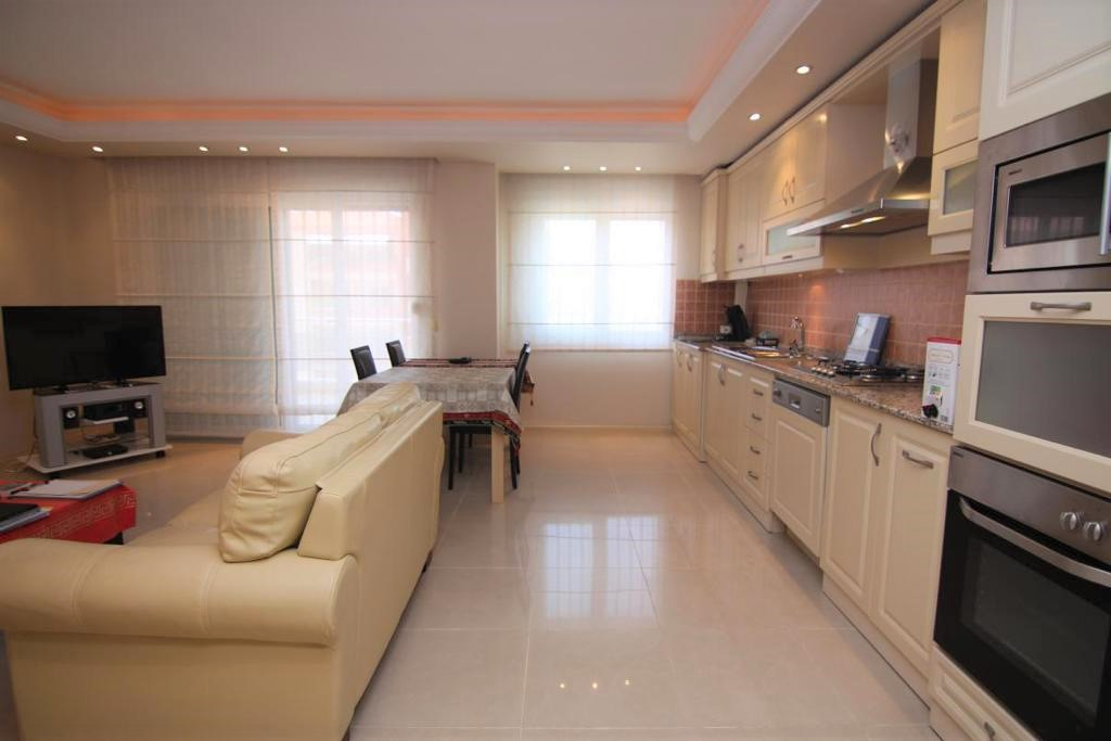 Просторная трёхкомнатная квартира в районе Махмутлар - Фото 10