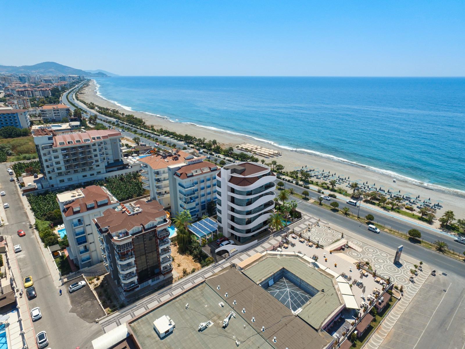 Роскошные квартиры с видом на Средиземное море в элитном районе - Фото 15