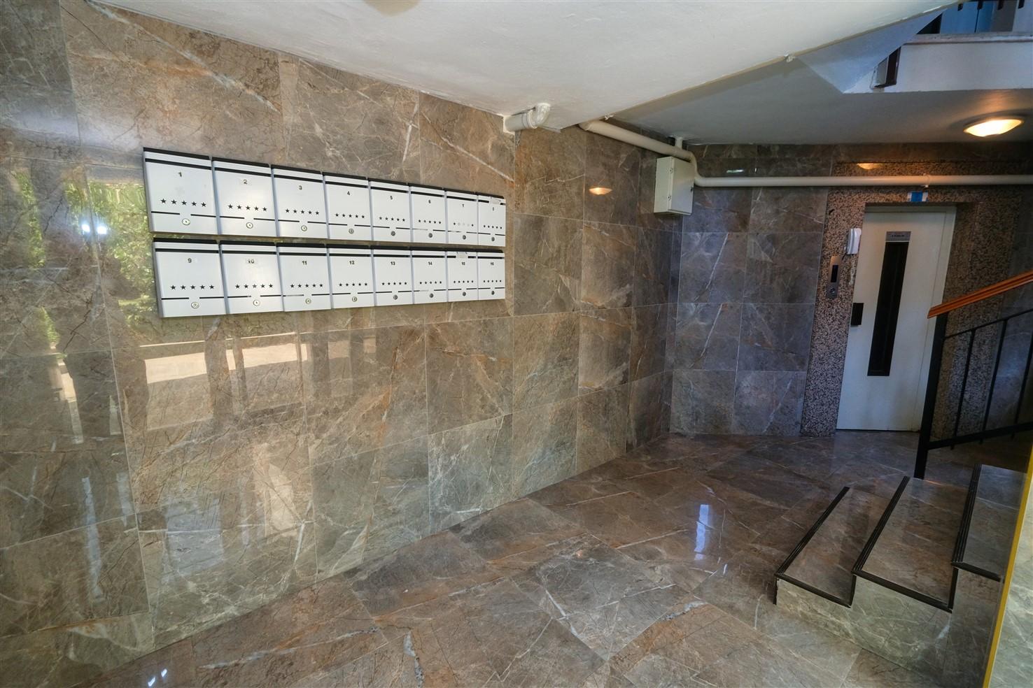 Квартира 3+1 в микрорайоне Лиман, Коньяалты - Фото 9
