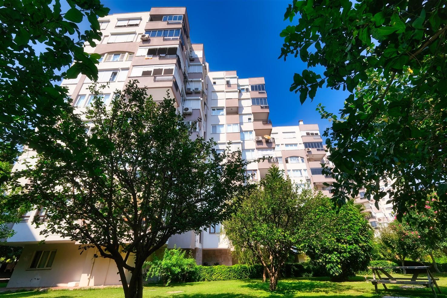 Квартира 3+1 в микрорайоне Лиман, Коньяалты - Фото 29