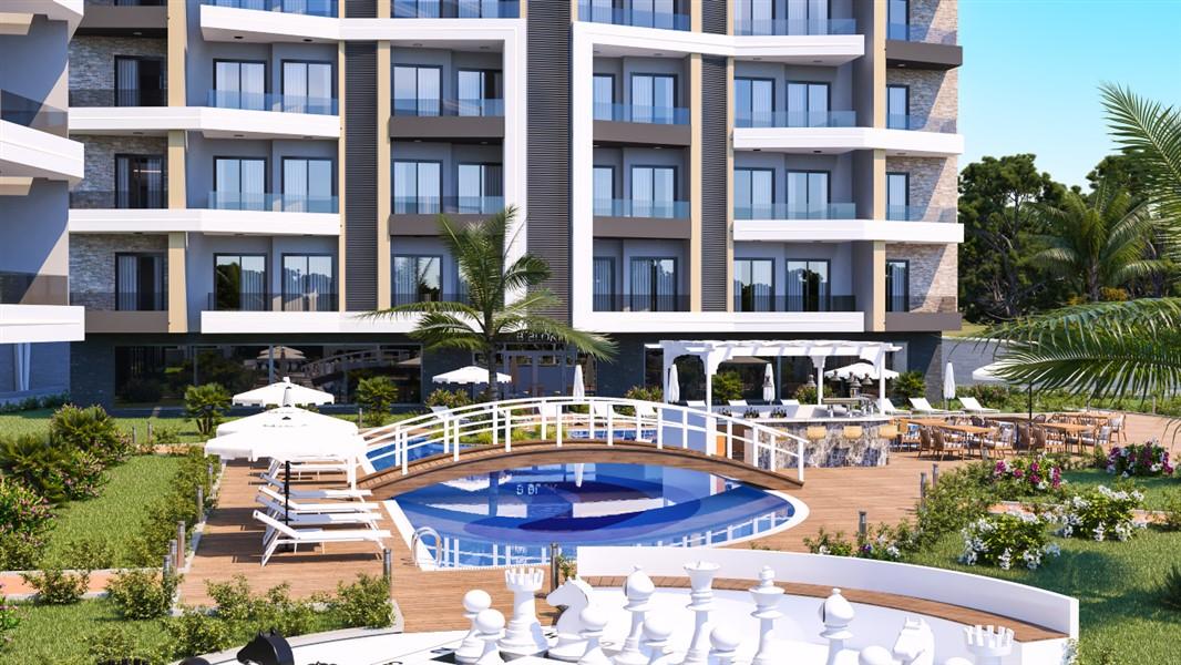 Квартиры с видом на Средиземное море по ценам строительной компании. - Фото 16