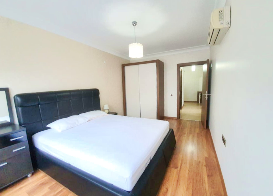 Трёхкомнатная квартира в микрорайоне Лиман - Анталья - Фото 24