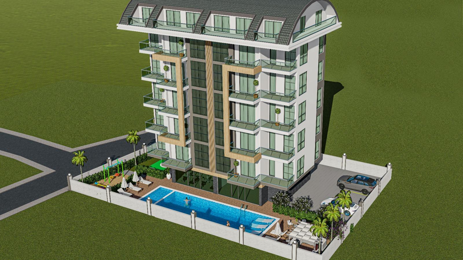 Новые квартиры по приемлемым ценам в строящемся комплексе - Фото 8